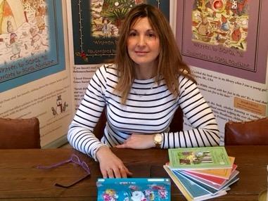 author sarah hill